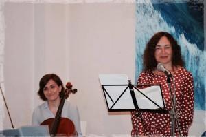 Annamaria Ghirardello e Antonella Lotto