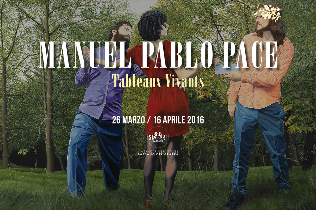 Tableaux Vivants - Manuel Pablo Pace