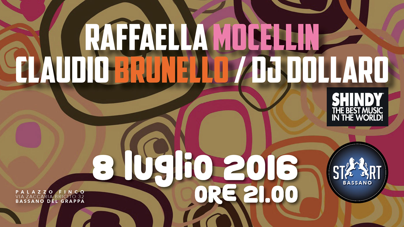 Mocellin Brunello Anni 60 70