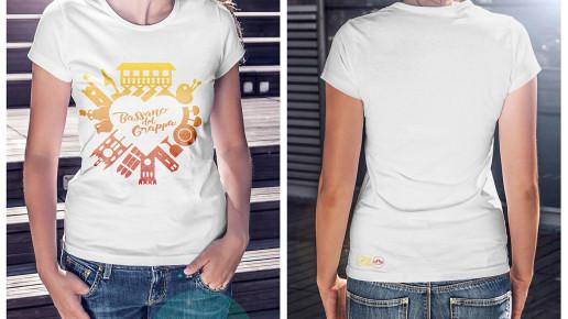 T-shirt START